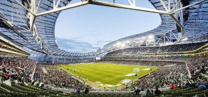 aviva stadium parametric design