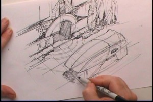 the techniques of syd mead